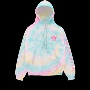 From New ⭐ Lounge Cotton candy swirl hoodie